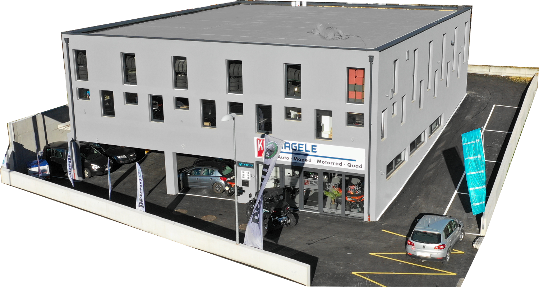 KFZ NAGELE GmbH - Tarrenz
